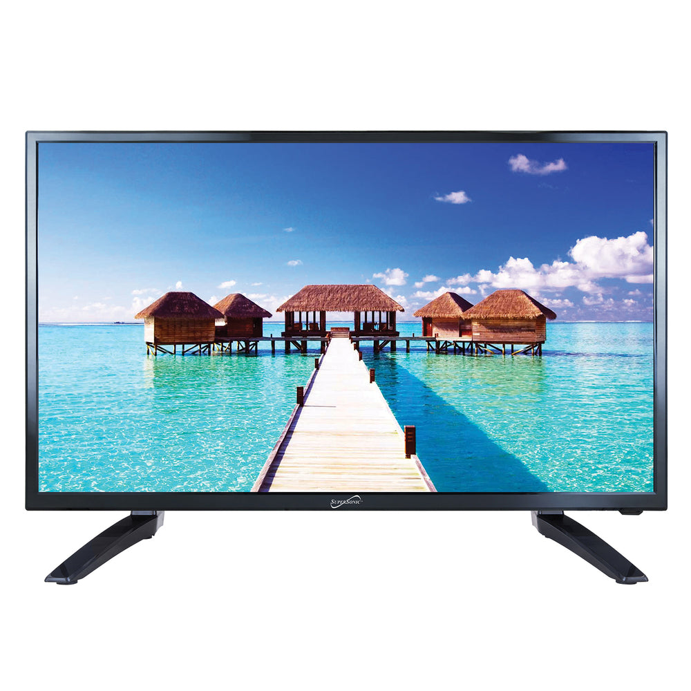 Supersonic 32 in. D-LED Widescreen HDTV HDMI with AC