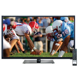 Supersonic 39 in. LED Widescreen HDTV HDMI in Black