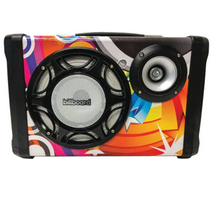Billboard BB2514 Graffiti Bluetooth Portable Speaker