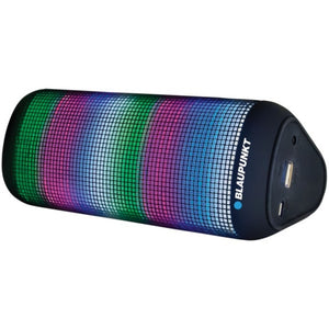 Blaupunkt BP1251 Flashing LED Bluetooth Speaker