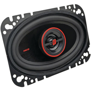 "Cerwin-Vega Mobile H746 HED Series 2-Way Coaxial Speakers (4"" x 6"", 275 Watts max)"