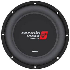 "Cerwin-Vega Mobile HS104D HED Series DVC Shallow Subwoofer (10"", 4ohm )"