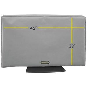 "Solaire SOL 46G Outdoor TV Cover (46""-52"")"