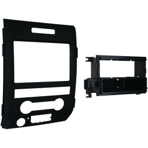 Metra 99-5820B Single- or Double-DIN Installation Kit for 2009 through 2014 Ford F-150