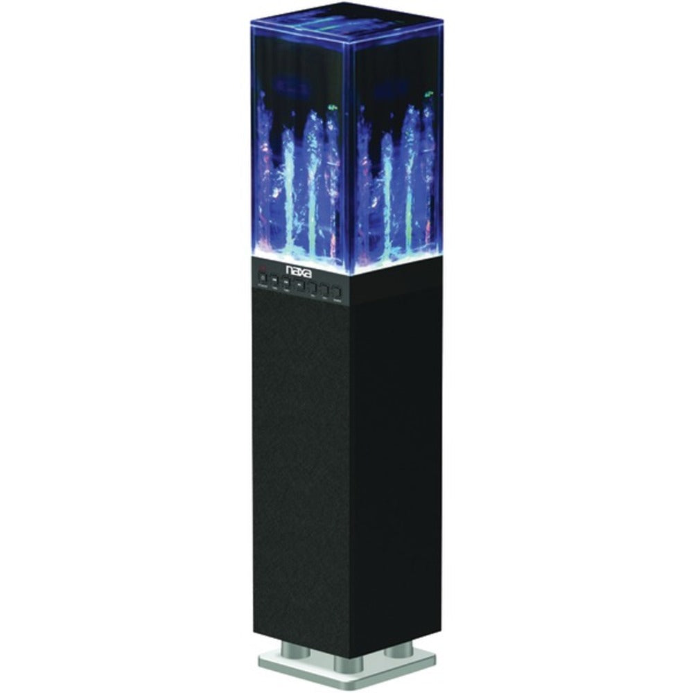 Naxa NHS-2009 Dancing Water Light Tower Speaker System