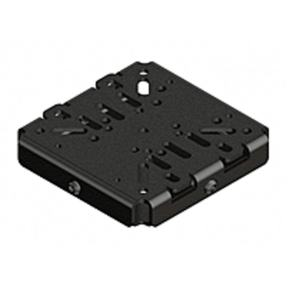 Havis C-ADP-101 In-Car Mounting Adapter Plate/Mount - Black