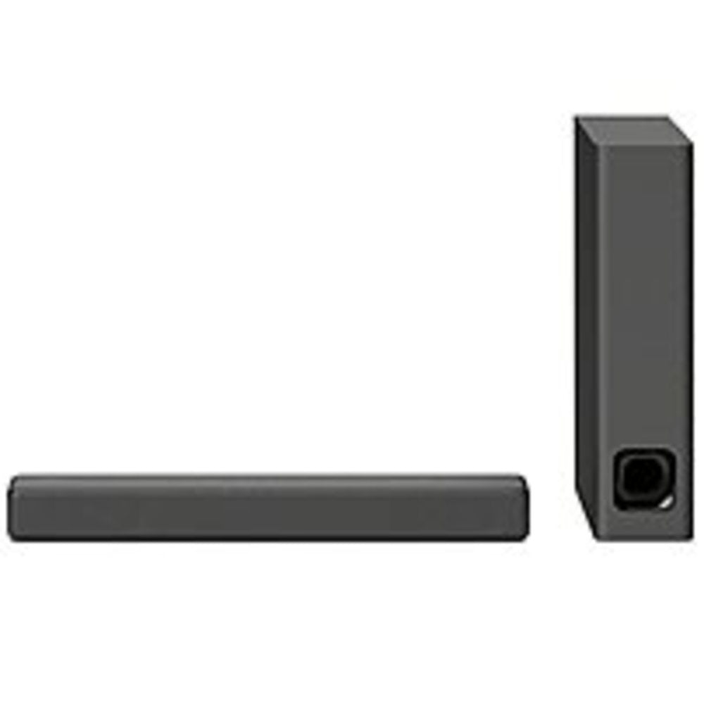 Sony HT-MT300/B 2.1Ch Sound Bar System - Wireless - 100 Watts - Black