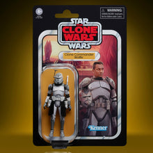 Load image into Gallery viewer, Star Wars: The Vintage Collection Clone Commander Wolffe (Clone Wars) Pre-Order*