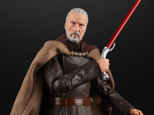 "Load image into Gallery viewer, Star Wars: The Black Series 6"" Count Dooku (Attack of the Clones)"