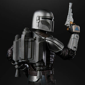 "Star Wars: The Black Series 6"" The Mandalorian Full Beskar (The Mandalorian) Pre-Order*"