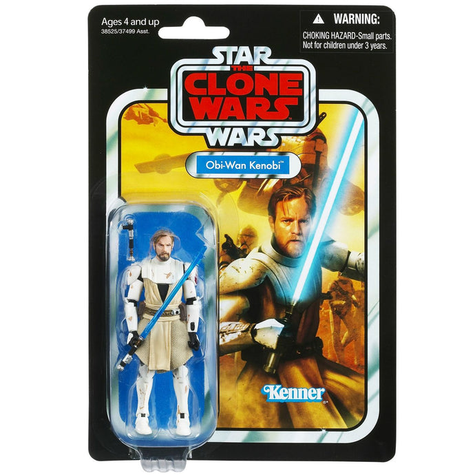 Star Wars: The Vintage Collection Ob-Wan Kenobi (Clone Wars)