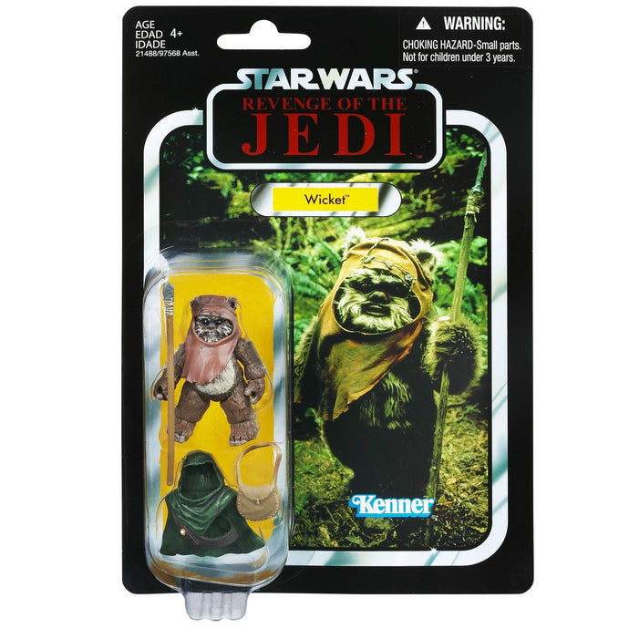 Star Wars: The Vintage Collection Wicket (Return of the Jedi) Pre-Order*