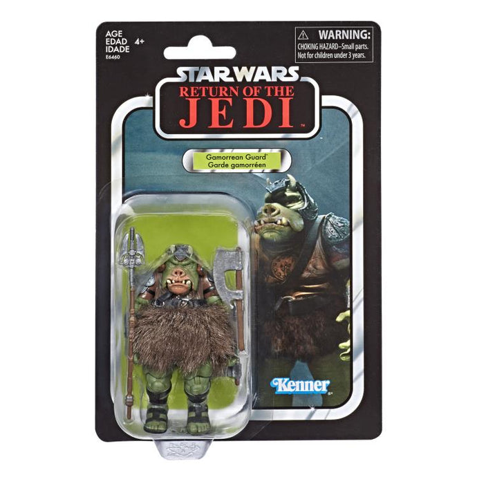 Star Wars: The Vintage Collection Gamorrean Guard (Return of The Jedi) Pre-Order*