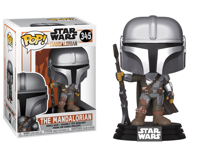 Funko POP! – Star Wars: The Mandalorian - The Mandalorian (Final)
