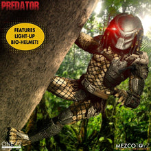 Load image into Gallery viewer, Mezco One:12 Collective Predator Deluxe Edition Figure Pre-Order*