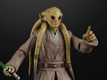 "Load image into Gallery viewer, Star Wars: The Black Series 6"" Kit Fisto (Clone Wars) Pre-Order*"