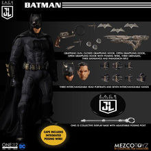 Load image into Gallery viewer, Mezco One:12 Collective Zack Snyder's Justice League Deluxe Box Set Pre-Order*