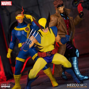 Mezco One:12 Collective Marvel Wolverine Deluxe Steel Box Edition Pre-Order*