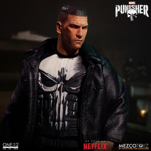 Mezco One:12 Collective The Punisher Netflix