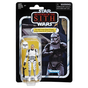 Star Wars: The Vintage Collection Elite Clone Trooper (Revenge of The Sith)