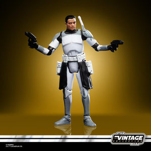 Star Wars: The Vintage Collection Clone Commander Wolffe (Clone Wars) Pre-Order*