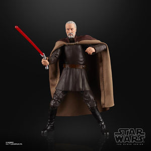 "Star Wars: The Black Series 6"" Count Dooku (Attack of the Clones)"