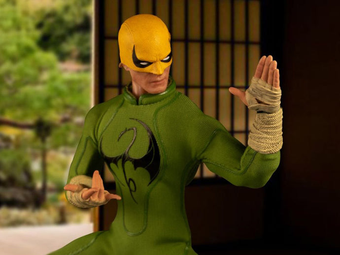 Mezco One:12 Collective Iron Fist Figure Pre-Order*