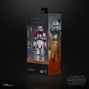 "Star Wars: The Black Series 6"" Incinerator Trooper (The Mandalorian)"