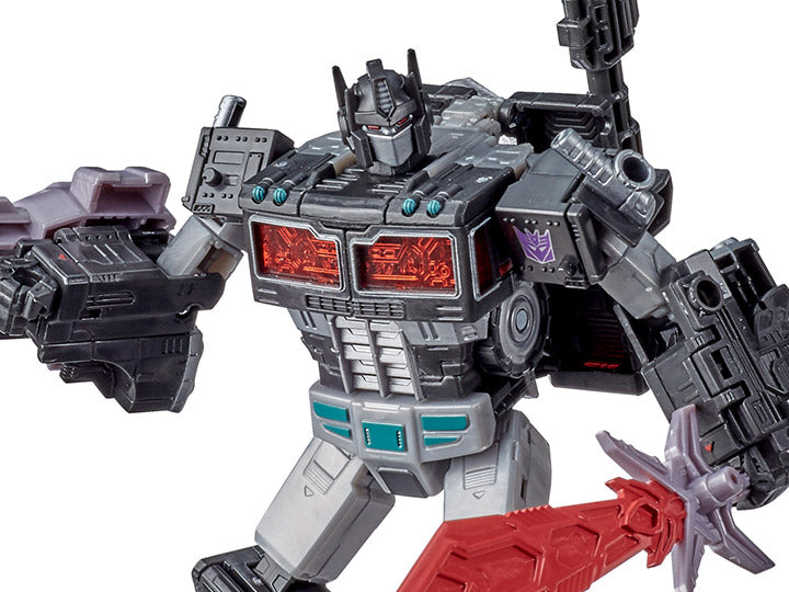 Transformers War for Cybertron: Leader - Nemesis Prime Spoiler Pack - Exclusive