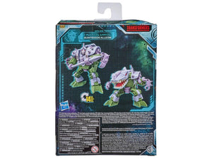 Transformers War for Cybertron: Deluxe - Earthrise Quintesson Allicon WFC-E19