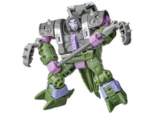 Load image into Gallery viewer, Transformers War for Cybertron: Deluxe - Earthrise Quintesson Allicon WFC-E19