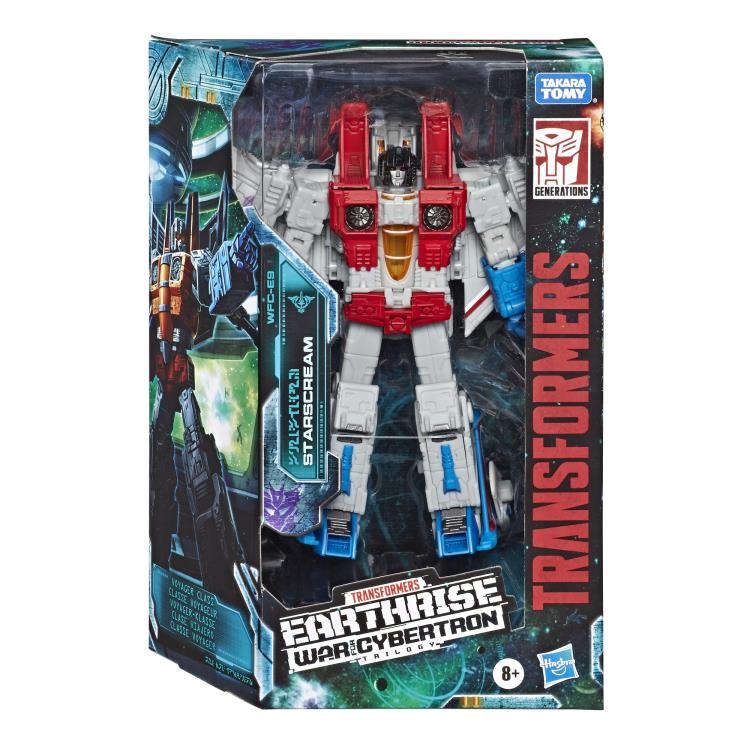 Transformers War for Cybertron: Voyager - Earthrise Starscream WFC-E9 Pre-Order*