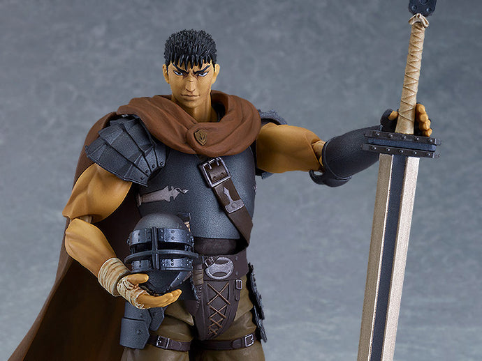 Figma Berserk No.501 Guts (Band of the Hawk) Pre-Order*