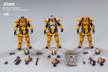 Load image into Gallery viewer, Joy Toy War Stars Starhawk 02st Legion Interstellar 1/18 Scale Figure Set Pre-Order*