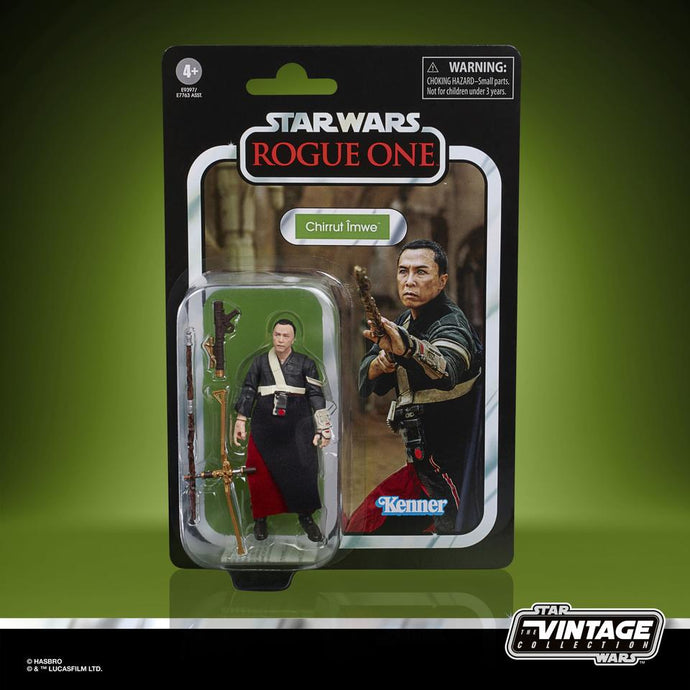 Star Wars: The Vintage Collection Chirrut Imwe (Clone Wars)