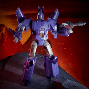 Transformers War for Cybertron: Kingdom Voyager Cyclonus Pre-Order*