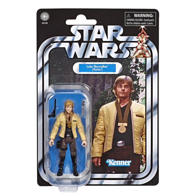 Star Wars: The Vintage Collection Ceremony Luke Skywalker (Yavin)