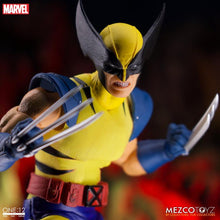 Load image into Gallery viewer, Mezco One:12 Collective Marvel Wolverine Deluxe Steel Box Edition Pre-Order*