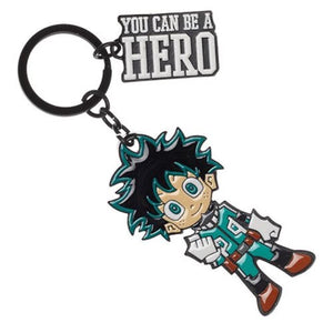 Bioworld My Hero Academia Deku Key Chain