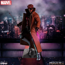Load image into Gallery viewer, Mezco One:12 Marvel Collective Gambit Pre-Order*