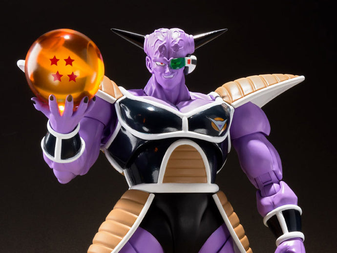 Dragon Ball Z S.H.Figuarts Ginyu Pre-Order*
