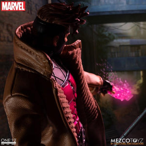 Mezco One:12 Marvel Collective Gambit Pre-Order*