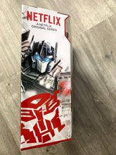 Load image into Gallery viewer, Pre-Owned* Transformers Netflix War For Cybertron Trilogy Autobot Optimus Prime Exclusive