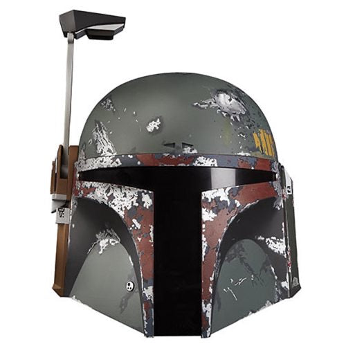 Star Wars: The Black Series Boba Fett 1:1 Scale Wearable Helmet (Electronic) Pre-Order*