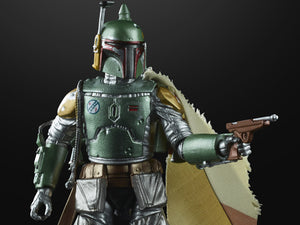 "Star Wars: The Black Series 6"" Boba Fett Carbonized Version Pre-Order*"