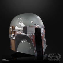 Load image into Gallery viewer, Star Wars: The Black Series Boba Fett 1:1 Scale Wearable Helmet (Electronic) Pre-Order*