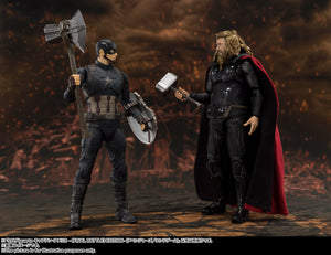 "S.H.Figuarts Avengers: Endgame Captain America ""Final Battle"" Edition"