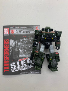 Pre-Owned* Transformers War For Cybertron: Siege - Deluxe Class Loose/Complete