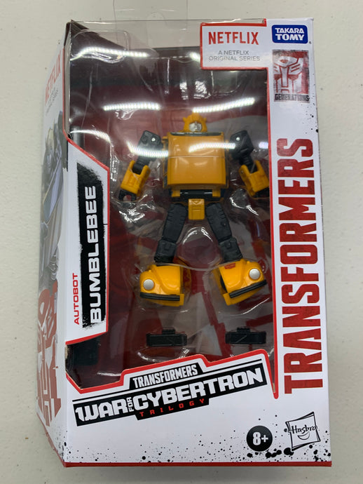 Pre-Owned* Transformers War For Cybertron Bumblebee Exclusive