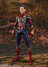 "Load image into Gallery viewer, Avengers: Endgame S.H.Figuarts Iron Spider ""Final Battle"" Edition Pre-Order"